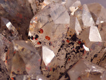 Natural Lwena Smoky Hematoid Asylum Quartz Cluster - 72mm, 103g