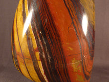 Large Rare Mugglestone Tiger Iron 'Jupiter Jasper' Standing Freeform - 160mm, 2066g