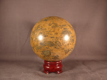 Large Moroccan Oceanic Fossil Sphere - 95mm, 1212g