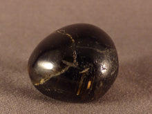 Madagascan Schorl Black Tourmaline Freeform - 26mm, 21g