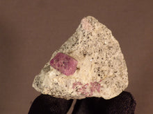 Madagascan Ruby in Quartzite Natural Specimen - 47mm, 57g