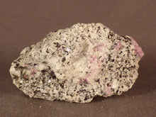 Madagascan Ruby in Quartzite Natural Specimen - 62mm, 82g