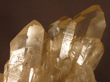 Natural Congo Citrine Crystal Cluster - 108mm, 411g
