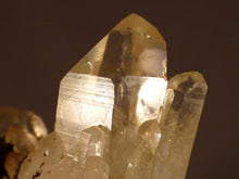Natural Congo Citrine Crystal Cluster - 80mm, 232g