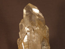 Natural Congo Citrine Crystal Cluster - 100mm, 114g