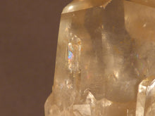 Natural Congo Citrine Crystal Point - 82mm, 127g
