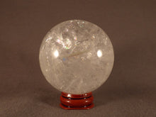 Madagascan Clear Quartz Sphere - 62mm, 332g