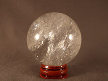 Madagascan Clear Quartz Sphere - 54mm, 217g