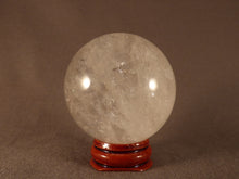 Madagascan Clear Quartz Sphere - 51mm, 186g