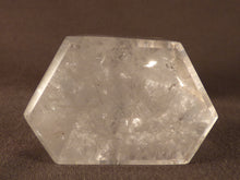 Madagascan Clear Quartz Standing Point - 67mm, 135g