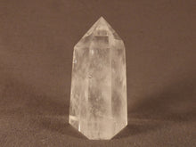 Madagascan Clear Quartz Standing Point - 63mm, 61g