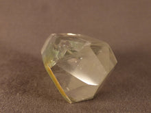 Polished Madagascan Chlorite Quartz Double Terminated Point - 60mm, 53g