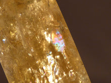 Polished Zambian Rainbow Citrine Double Terminated Crystal Point - 49mm, 10g