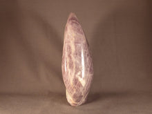 Large Rare Madagascan Anhydrite Standing Display Freeform - 177mm, 1495g