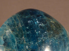 Large Madagascan Apatite Standing Display Freeform - 132mm, 1274g
