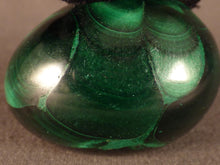 Small Congo Malachite Egg - 37mm, 56g