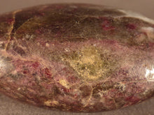 Madagascan Eudialyte Freeform Palm Stone - 55mm, 87g