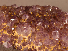 Natural South African Amethyst Crystal Cluster - 65mm, 79g