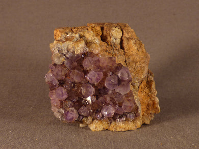 Natural South African Amethyst Crystal Cluster - 48mm, 70g