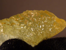 Madagascan Yellow Fluorite Natural Specimen - 39mm, 35g