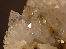 Brandberg Optic Quartz Cluster Natural Specimen - 76mm, 107g