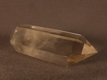 Polished Madagascan Clear Quartz Double Terminated Point - 84mm, 80g