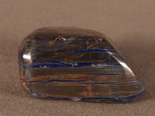 Polished Congo Azurite Freeform - 43mm, 62g
