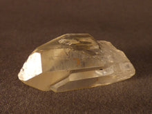 Natural Congo Citrine Crystal Point - 37mm, 13g