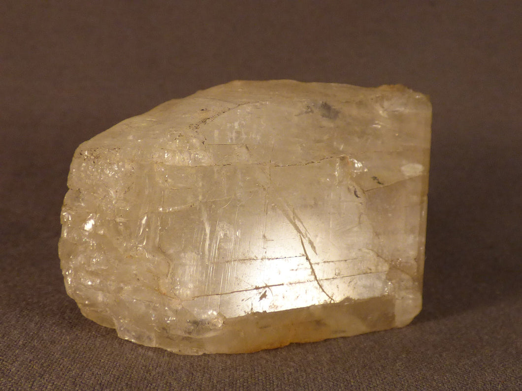 Large Madagascan Moonstone Rough Natural Specimen - 56mm, 114g
