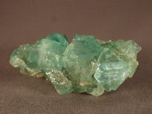 Riemvasmaak Green Fluorite Natural Specimen - 106mm, 287g