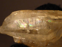 Natural Congo Rainbow Citrine Crystal Point - 32mm, 7g