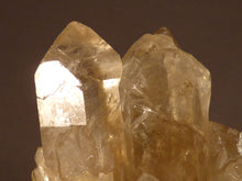 Natural Congo Citrine Crystal Cluster - 92mm, 246g