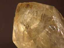 Natural Congo Citrine Crystal Point - 42mm, 30g
