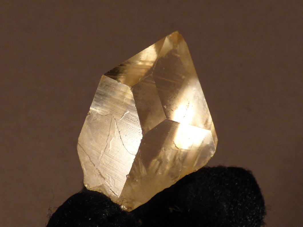 Congo Citrine Crystal Point - 31mm, 20g