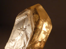 Congo Rainbow Citrine Crystal Point - 44mm, 19g
