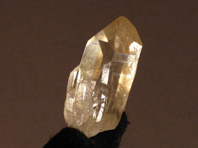 Congo Citrine Crystal Point - 40mm, 17g