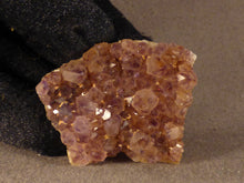 Natural Kwaggafontein Spirit Citrine Amethyst Crystal Plate - 37mm, 16g