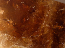 Large Polished Zambian Citrine Double Terminated Crystal Point - 148mm, 710g