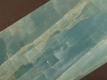 Polished Double Terminated Angola Aquamarine Crystal Point - 126mm, 229g