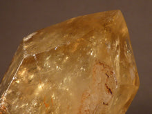 Polished Congolese Rainbow Citrine Crystal Point - 57mm, 123g