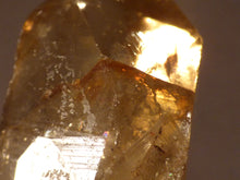 Polished Congolese Citrine Crystal Point - 51mm, 64g