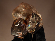 Madagascan Skeletal Rainbow Smoky Quartz Polished Crystal - 88mm, 382g
