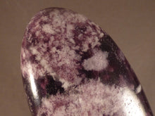 Namibian Lepidolite Standing Display Freeform - 160mm, 1112g