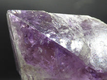 Natural Madagascan Skeletal Amethyst - 61mm, 140g
