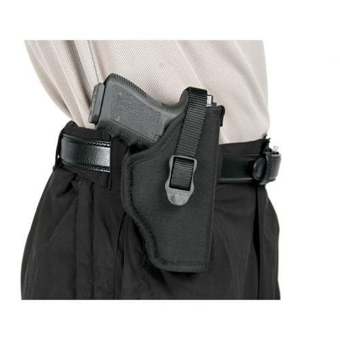 Blackhawk - BH Hip Holster Sz. 7 RH Barrel Large Autos, Open End