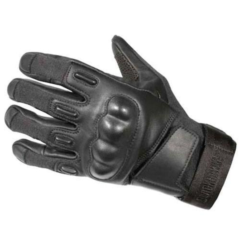 Blackhawk - SOLAG HD w Kevlar Tactical Gloves BK SM