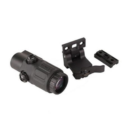 EOTech - G33, Gen III, 1X-3X Magnification, 7.3 Degree Field of View, Black