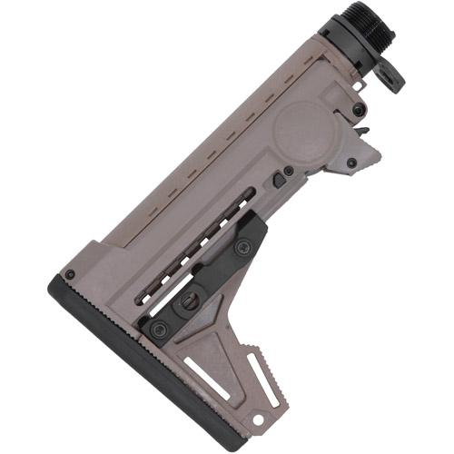 Ergo - F93-AR15M16 Adjustable Pro-Stock assembly-Dark Earth