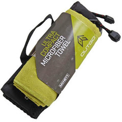 "McNett Products - Outgo Microfiber Towel, OG Green, XL 35""x62"""