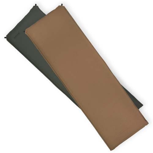 "Multi-Mat - Trekker Mat, Self-Inflating, 72""x20"", Olive-Coyote"